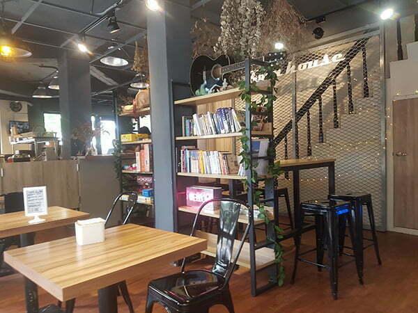 桃園寵物友善餐廳-街區商號