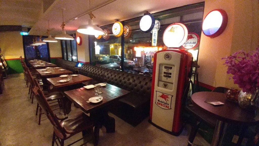 珮斯坦咖啡館