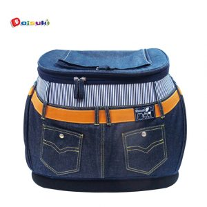 Daisuki 單寧系列後背包大型寵物袋CS03-LDN