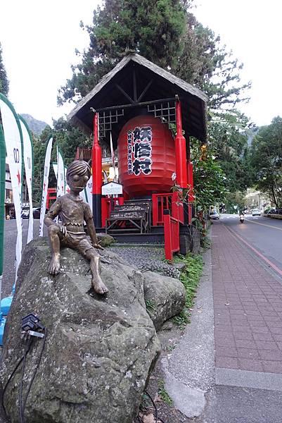 【南投】好玩好拍彷彿一秒來到日本&寵物友善-溪頭妖怪村